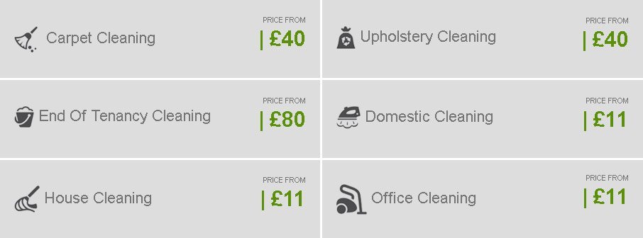 Special Offers on Steam Carpet Cleaning in SW16